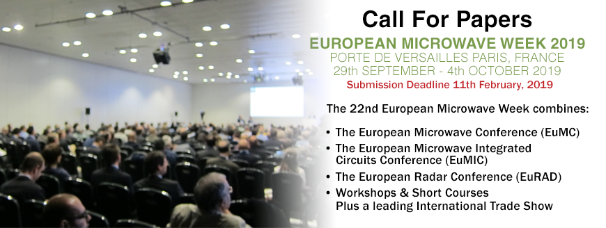 EuMW 2019 CALL FOR PAPERS