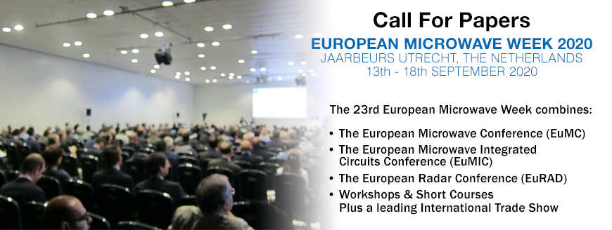 EuMW 2020 CALL FOR PAPERS